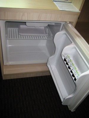 Mini-Fridge at Ibis Hotel Ellerslie